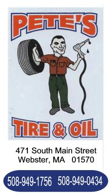 Pete's Tire and Oil